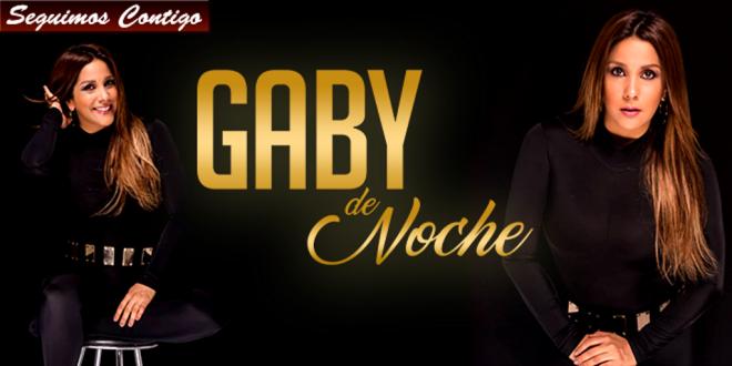 Banner Gaby de Noche Listo