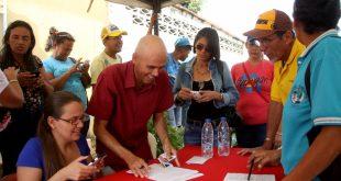Gobierno Regional efectuó la primera jornada de billetera móvil