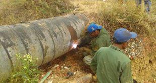 Hidrolara activa jornada de reparación y mantenimiento en el municipio Torres