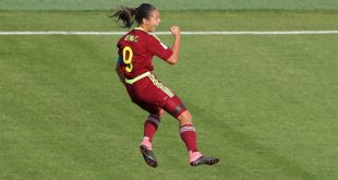 Deyna Castellanos lidera convocatoria para la Copa América femenina