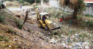 Alcaldía de Palavecino ataca problemas de la basura y quebradas