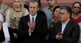 Vicepresidente El Aissami conmemoró los cinco años del fallecimiento de Hugo Chávez