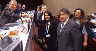 Diputados denunciaron crisis venezolana en la Unión Interparlamentaria