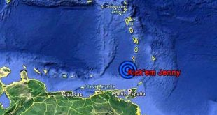 Funvisis desmintió supuesta alerta de tsunami en Venezuela