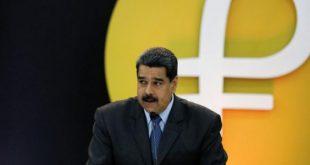 Maduro: El Petro es un éxito