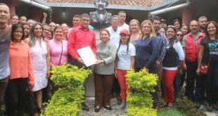 Alcaldía de Palavecino realizó acto de justicia social en el municipio Simón Planas