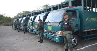 Más de 700 efectivos desplegados para el resguardo de la población larense