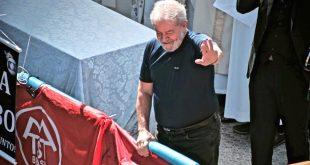 Lula: Voy a atender el mandato de prisión