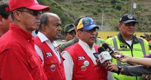 Carlos Rodríguez Rabán, secretario de Obras Públicas, Servicios y Viviendas del estado Lara