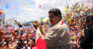 Candidatos venezolanos apuntan a último fin de semana antes de presidenciales