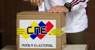 CNE realizará este domingo simulacro de votación a nivel nacional