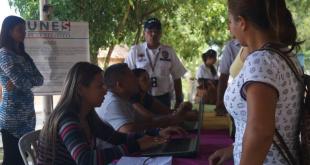 UNES con amplia participación de jóvenes en talleres de información en Quíbor