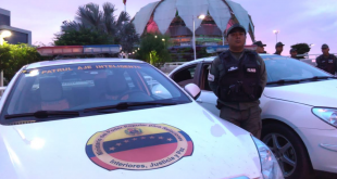 700 funcionarios de la GNB fueron desplegados por todo el estado Lara