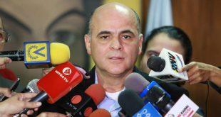 Manuel Quevedo / Ministro para el Petróleo