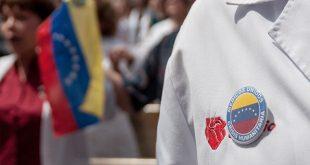 Médicos Unidos de Venezuela reitera invitación al ministro de Salud a dialogar