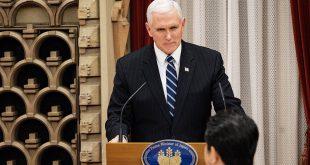 Vicepresidente de EEUU pedirá en la Asamblea de la OEA suspender a Venezuela