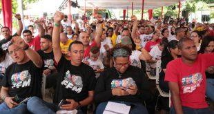 Maduro celebra el 15 aniversario del Frente Francisco de Miranda