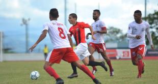 Los juveniles Sub-16 vieron su debut con el equipo de primera división en la Copa Venezuela