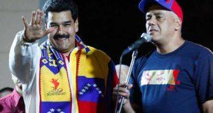 Jorge Rodriguez y Maduro Mrop