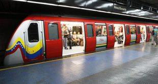 Reportan explosiones en el metro de caracas