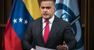Tarek William Saab - Fiscal General de Venezuela / Foto: Archivo