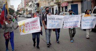 VENEZUELA; PROTEST;EDUCATION;CRISIS;MV201006A;MV01